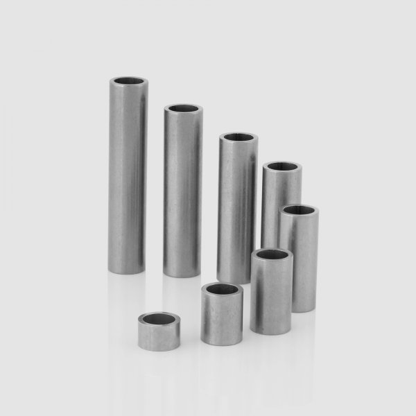 Stainless steel sleeves 8x6x1 mm (up to M6*)