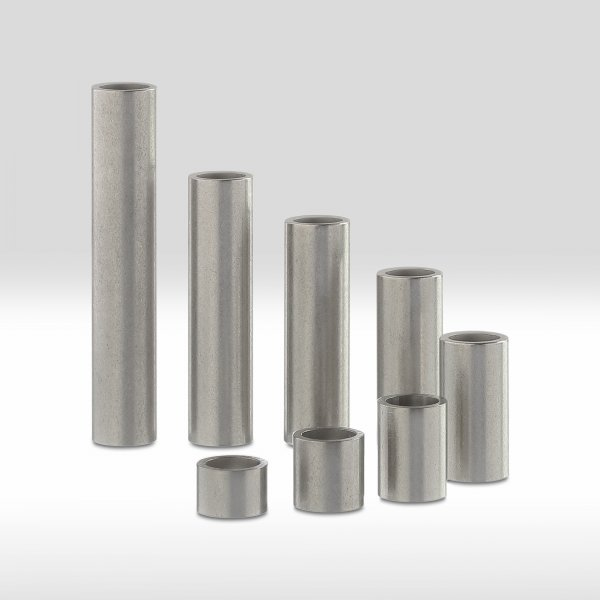 Stainless steel sleeves 15x11x2 mm (up to M10*)